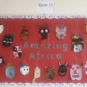 Room 13 - African masks