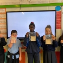 Room 16 - Science Week experiments