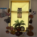 Room 8 - Zoo animal masks
