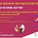 Covid 19 - Advice for Parents/Guardians